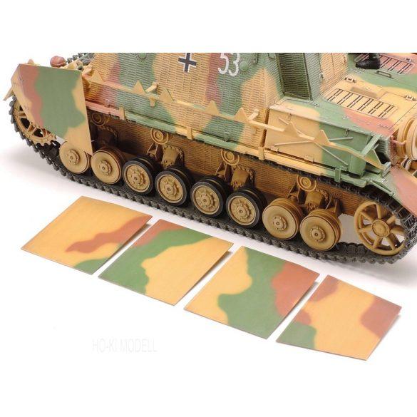 Tamiya 35353 German Assault Tank IV Brummbär Late Production