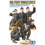 Tamiya 35354 Military Miniatures Wehrmacht Tank Crew Set