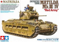 "Tamiya 35355 Infantry Tank Matilda Mk.III/IV ""Red Army"""