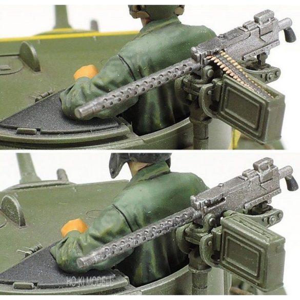 Tamiya 35360 New US Light Tank M3 STUART Late Production