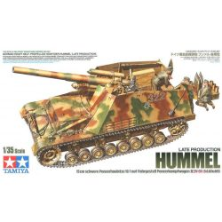 Tamiya 35367 German Hummel Late Type