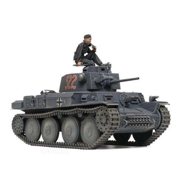 Tamiya 35369 German Light Tank Panzerkampfwagen 38(t) Ausf.E/F