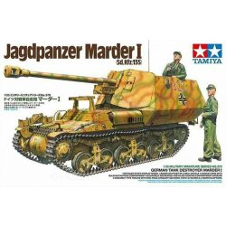 Tamiya 35370 German Tank Destroyer - Jagdpanzer Marder I - Sd.Kfz.135