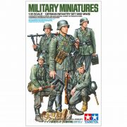 Tamiya 35371  German Infantry Figure WWII Set