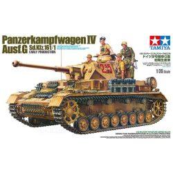 Tamiya 35378 German Tank Panzerkampfwagen IV Ausf.G (Early Production)