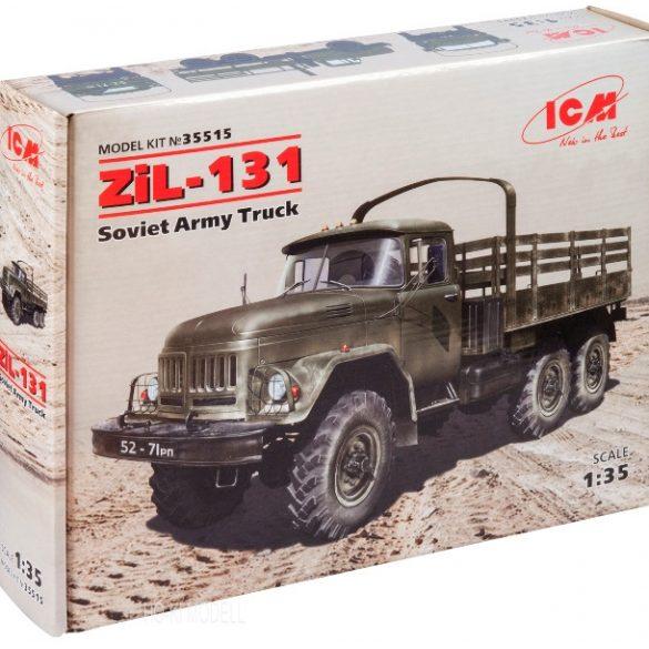 ICM 35515  ZiL-131 Soviet Army Truck