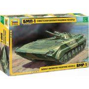 Zvezda 3553 BMP-1 Soviet Infantry Fighting Vehicle