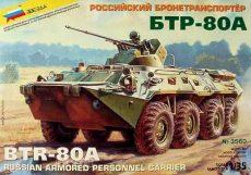 Zvezda BTR-80A