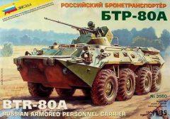 Zvezda 3560  BTR-80A