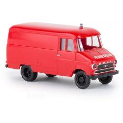 """Brekina 35628 Opel Blitz  Kasten A """"Feuerwehr"""""""