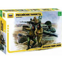 Zvezda 3615  Russian Modern Tank Crew