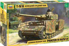 Zvezda 3620 Panzer IV. Ausf H