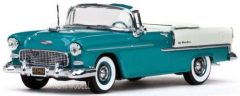 Vitesse  Chevrolet Bel Air open convertible - 1955