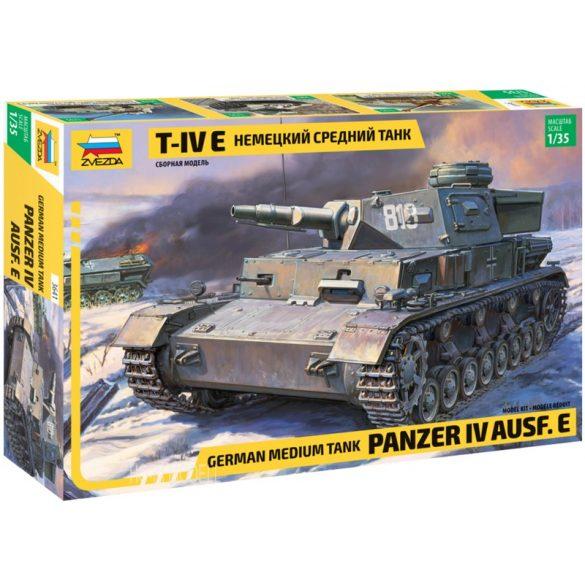 Zvezda 3641 Panzer IV Ausf. E