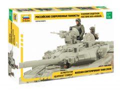 Zvezda 3684 Modern Russian Tank Crew