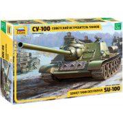 Zvezda 3688  Tank Destroyer SU-100