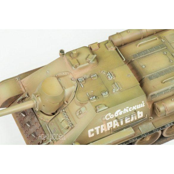 Zvezda 3690 Soviet Tank Destroyer SU-85