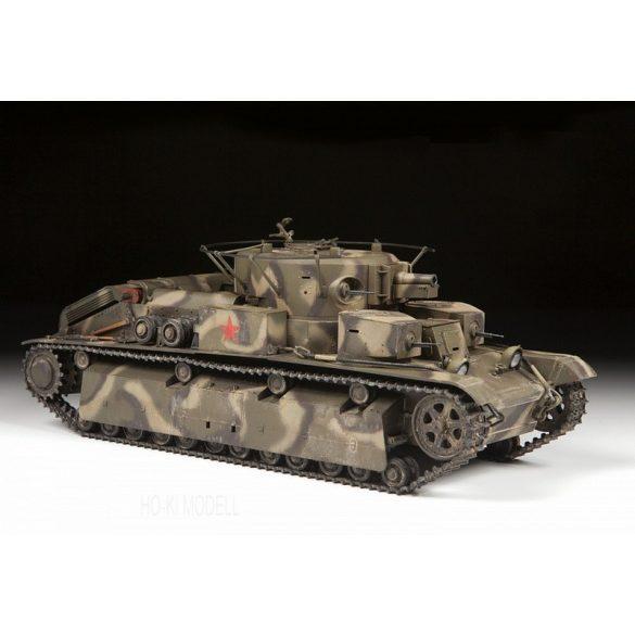Zvezda 3694 T-28 Soviet Medium Tank