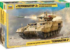 "Zvezda 3695 Russian Fire Support Combat Vehicle ""Terminator-2"""
