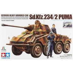 Tamiya 37018 German Heavy Armored Car Sd.Kfz. 234/2 Puma