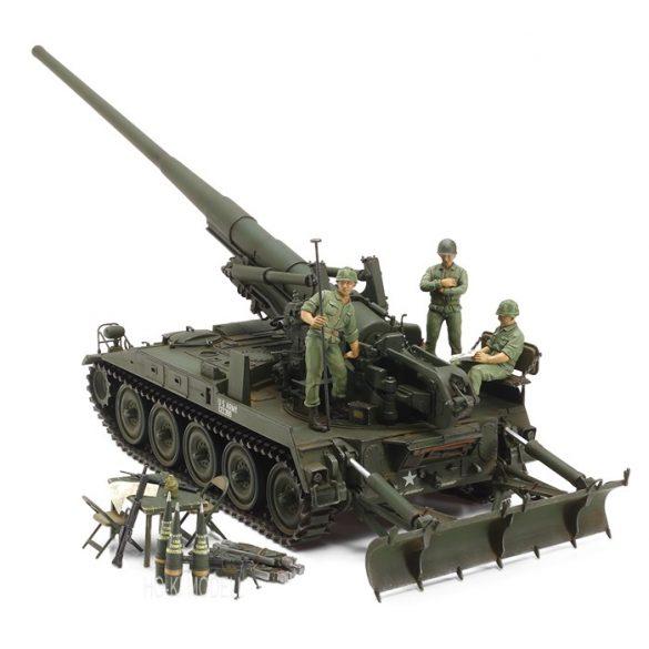 Tamiya 37021 US Self-Propelled Gun M107 Vietnam War
