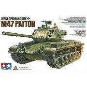 Tamiya 37028 West German Tank M47 Patton