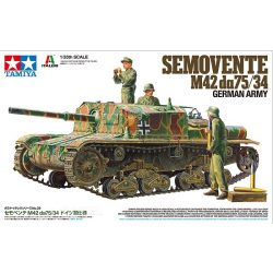 Tamiya 37029 Semovente M42 daM42/74 German Army