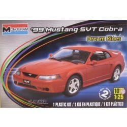 Monogram 4014 Mustang SVT Cobra  1999