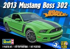 Revell 4187  Mustang Boss 302 2013