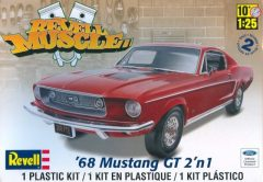 Revell 4215   Ford Mustang GT 1968