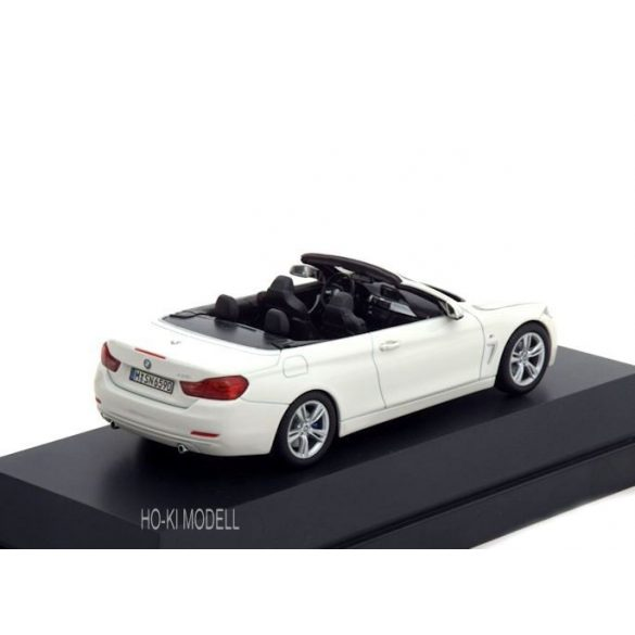 IScale BMW 4 Series Coupe (Alpine white)