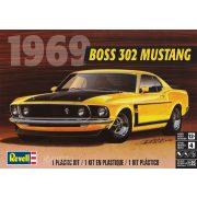 Revell 4313  Ford Mustang Boss 302 1969