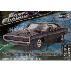 "Revell 4319  Dodge Charger 1970 ""Fast and Furious"""