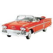 Testors 44100  Chevrolet Impala 1958 Convertible