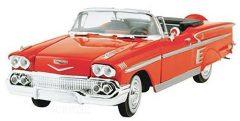 Testors 1958 Chevrolet  Impala Convertible