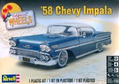 Revell 4419  Chevrolet Impala 1958