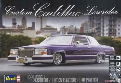 Revell 4438 Custom Cadillac Lowrider