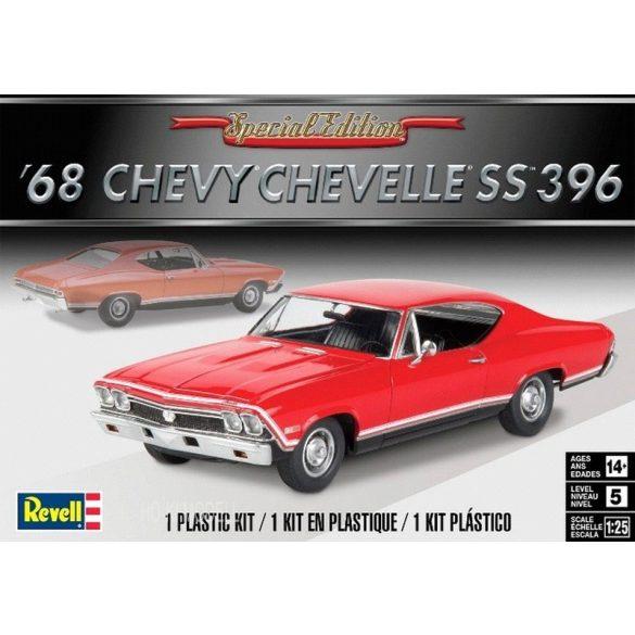Revel 4445  Chevelle SS 396 1968