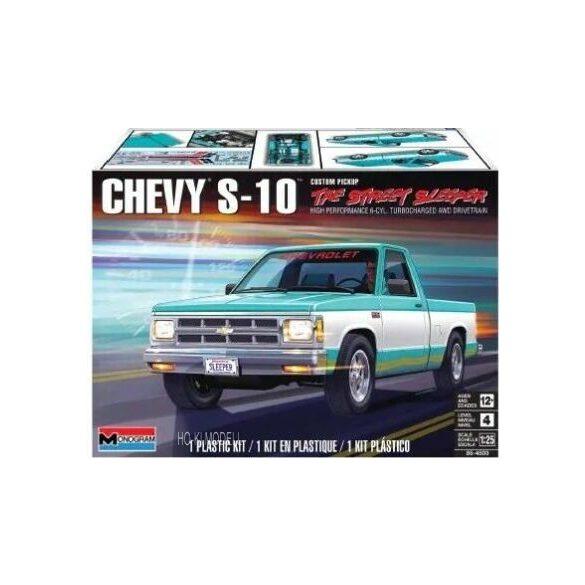Revell-Monogram 4503 Chevrolet S-10 Custom Pick-up