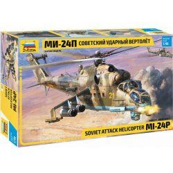 Zvezda 4812 Soviet Attack Helicopter MIL MI-24P