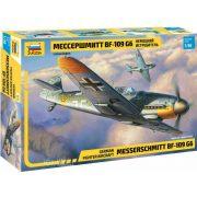 Zvezda 4816 Messerschmitt BF-109 G6