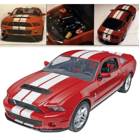 Revell 4938 Ford Shelby GT500 2010