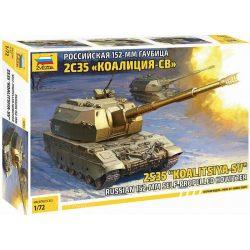 "Zvezda 5055 2S35 ""Koalitsiya-SV"" (152-mm) /russian self-propelled gun/"