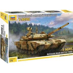 Zvezda 5065 Russian Main Battle Tank T-90MS