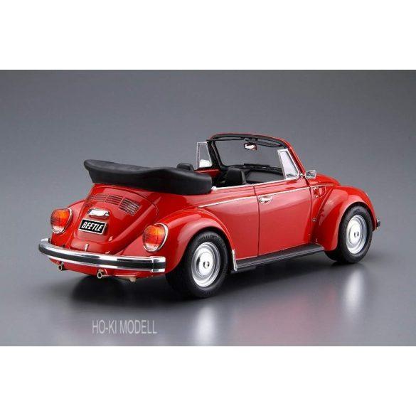 Aoshima 55724  Volkswagen Beetle Cabriolet 1303S - 1973