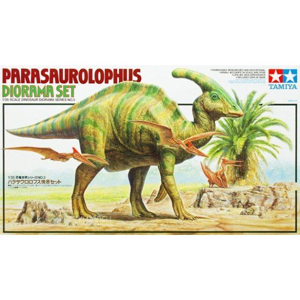 Tamiya 60103 Parasaurolophus Diorama Set