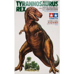 Tamiya 60203 Tyrannosaurus Rex - Dinosaur Diorama Set