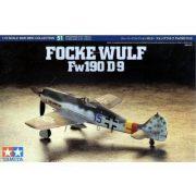 Tamiya 60751 Focke-Wulf Fw190 D-9