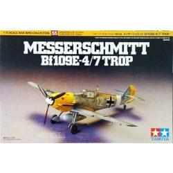 Tamiya 60755 Messerschmitt Bf109 E-4/7 Trop
