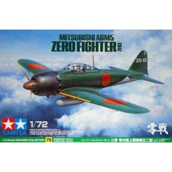 Tamiya 60779 Mitsubishi A6M5 Zero Fighter (Zeke)